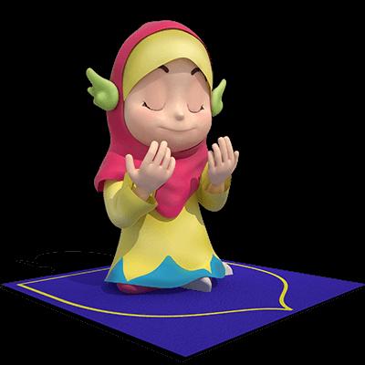 Salman Sofia : Kartu Muslim Anak Sholeh