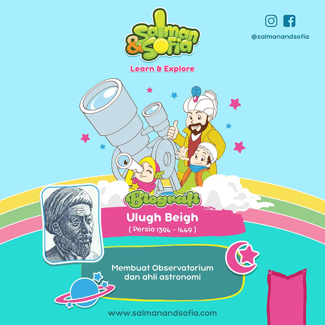 Ahli astronomi Muslim | Ulugh Beigh