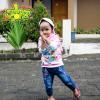 kaos anak muslim 4d salman sofia